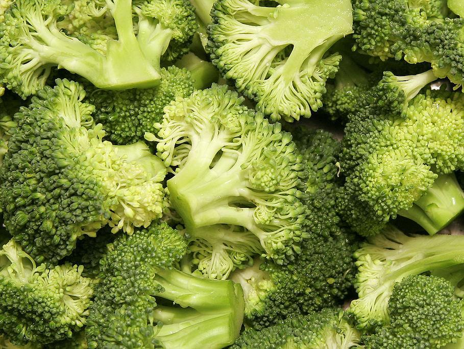 brokkolí